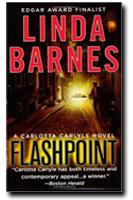 Linda Barnes Books Flashpoint